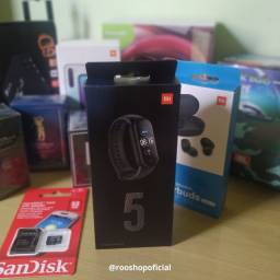 Xiaomi Mi Band 5 nova lacrada