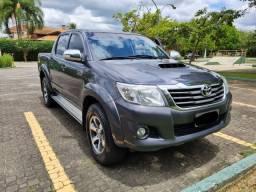 Hilux CD SRV 4x4 3.0 TDI Diesel Aut. Blindada