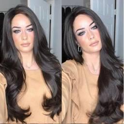 Peruca wig futura com simulação #1