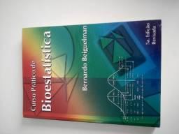 Livro curso prático de bioestatística