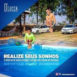 Js- Promoção Verão Piscina de Fibra 4,80x2,70 x1,00 -Direto de Fabrica Dlucca LS