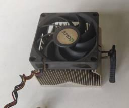 Cooler para processador AMD com dissipador (Usado)