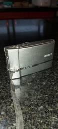 Câmera Sony 7.2mpx tela touch