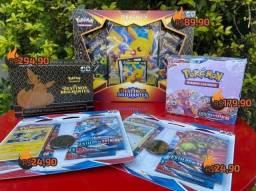Produtos Pokémon TCG
