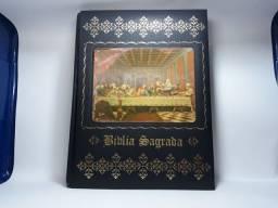 Bíblia Sagrada com Ilustrações em cor dos Mestres Antigos