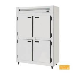 Refrigerador 4 portas comercial inox - Kofisa / pronta entrega
