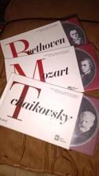 Músicas clássicas Beethoven  Mozart  Tchaikovsky