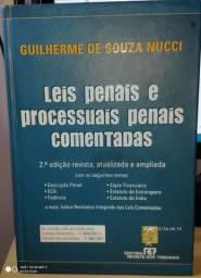Livro Leis Penais E Processuais Pena Nucci, Guilherme D