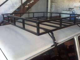 Bagageiro de teto para Brasília