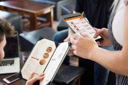 Programa Frente Caixa, Sistema, restaurante, bar, lanchonete, delivery, comanda eletrônica