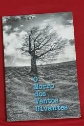 """Livro ''O morro dos ventos uivantes"""""""