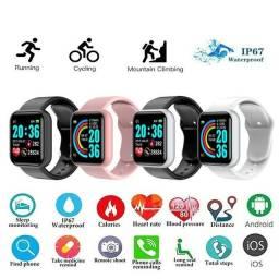 Smartwatch Relógio Inteligente Y68 D20 pro - NOVO
