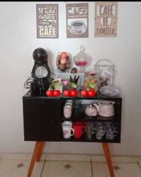 Rack aparador cantinho do café barzinho 80x80 SOB ENCOMENDA