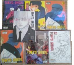 Mangás Tokyo Ghoul 07 Volumes !!!!