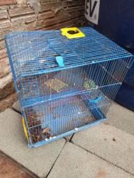 Gaiolas para hamsters) 3 modelos/ usadas em perfeito estado.leia o anúncio...obg