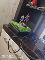 Pra vender logo Xbox 360 zero 1 controle Kinect vários jogos mídia física e digital