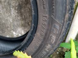 Vendo pneu usando