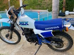 Moto XLX 250 R - Para colecionador - Raridade - Oportunidade