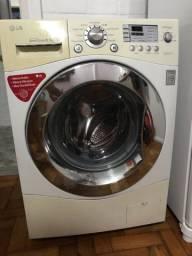 Lava e seca LG 8,5kg WD-1403FD funcionando perfeitamente