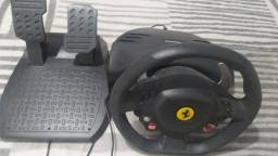 Volante Para Xbox 360 E Pc Thrustmaster Ferrari 458 Italia