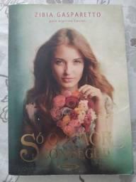Livro Só o amor consegue