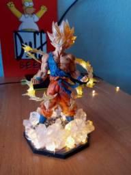 Boneco Action figure Naruto e Goku, preço Unidade