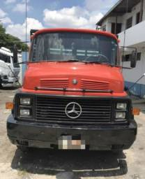 MB 1513 Truck Carroceria Ano 1980