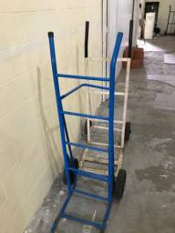 Carrinho de carga usado - valor unitário