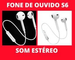 Fone de ouvido Magnético Intraa-uricular Bluetooth com Imã
