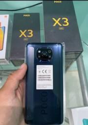 XIAOMI POCO X3 64GB 6GB RAM TELA 6.67 lacrados
