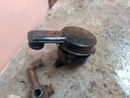 Caixa filtro ar coletor admissão 261 c10 veraneio