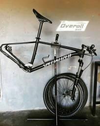 Manutenção em bicicletas