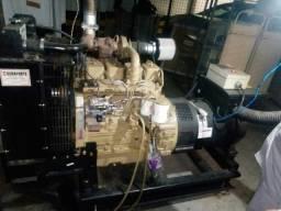 Gerador de energia - 80 KVA