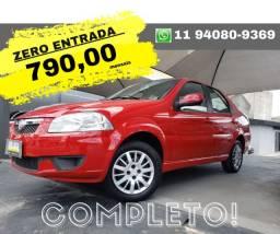 Fiat Siena EL 1.0 8V (Flex) 2014 Zero de entrada