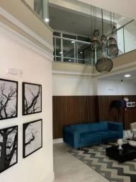 Apartamento novo - 3 Suítes, 4 vagas, Prox. AABB - 149m2 privativa