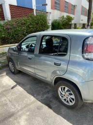 Fiat uno attractive 2016 1.0