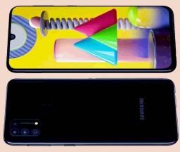 Samsung M31(seminovo), monstro, lindo, sem detalhes