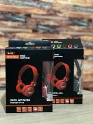 Fone De Ouvido Headphone Bluetooth
