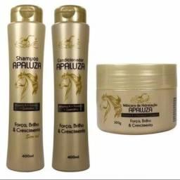 Kit capilar Apalusa