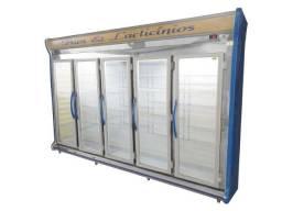 Expositor Refrigerado Auto Serviço 5 Portas Refrimate Usado