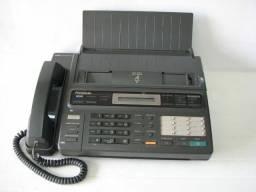 Fax com Secretária Eletrônica Panasonic KX-F130