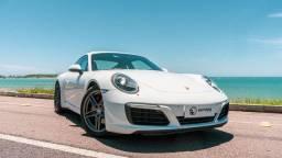 Porsche 911 3.0 carrera 2017 com apenas  11 mil km
