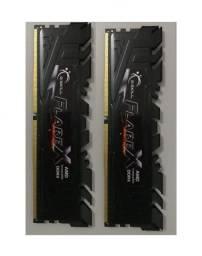 Memória RAM G.skill Flare X 2x8gb 3200mhz CL14 Samsung B-die
