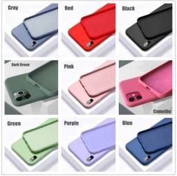Capinhas para celulares ( iPhone e Samsung )