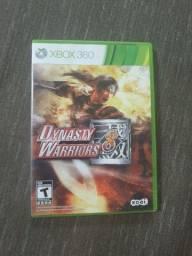 Jogo Dynasty Warriors Xbox 360