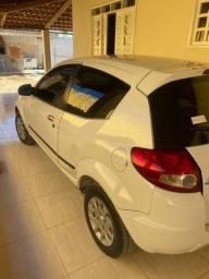 Ford Ca Branco 2011 COMPLETO
