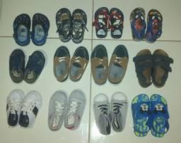 Sapato e sandália