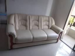 Sofá de 03 Lugar em Corino, + Brinde.!