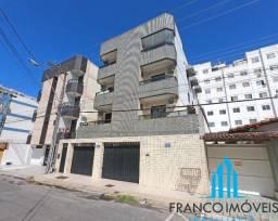 Apartamento de frente 2 Quartos sendo 1 Suíte com Área lateral na Praia do Morro