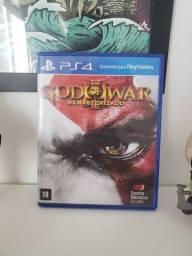 God of War 3 Remasterizado PS3